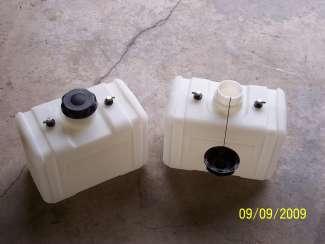 5 Gal Fuel Tank